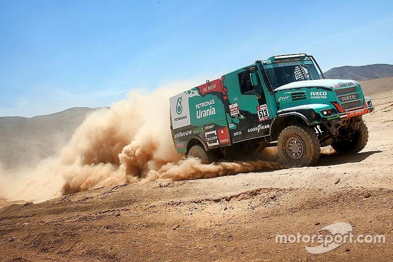 Dakar 2019: quando il sensore si sposta di 2 mm e manda in tilt il Cursor 13