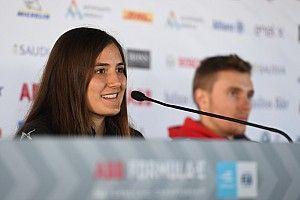 Továbbra is női tesztpilótája lesz az Alfa Romeo Racingnek