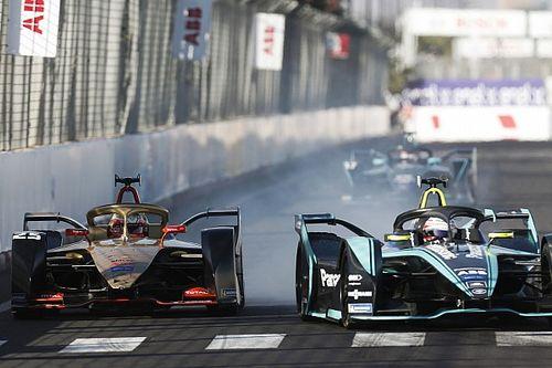 Piquet et Vergne en désaccord sur leur crash