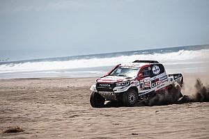 """Al Attiyah ante su tercer Dakar: """"Hemos hecho un trabajo perfecto"""""""