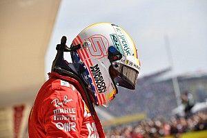 Ferrari tomó 'demasiado tiempo' para darse cuenta de errores de actualización, dice Vettel