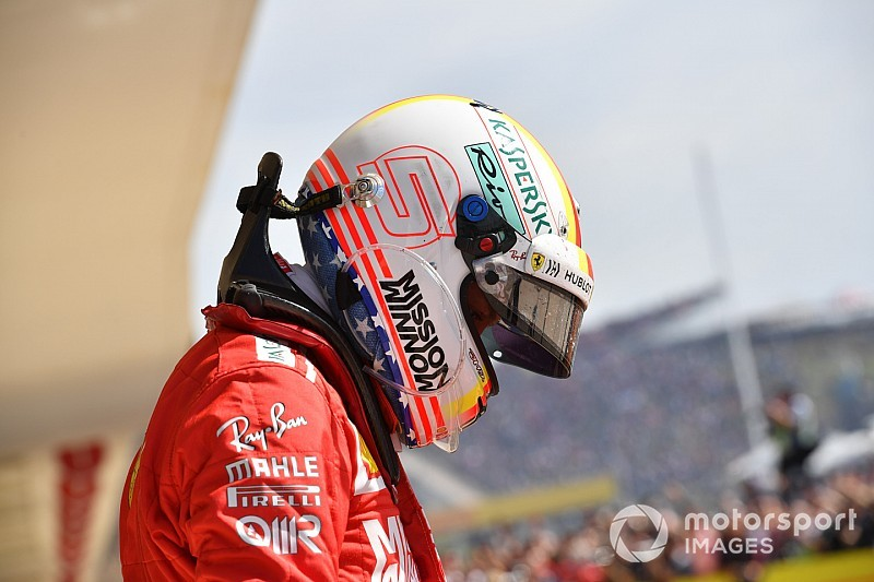 The problem Ferrari and Vettel cannot ignore