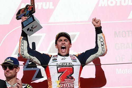 Championnat - Marc Márquez au septième ciel!
