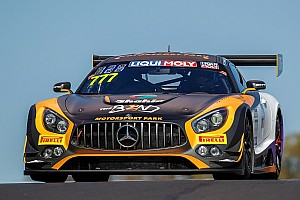Shahin suffered 'crushed vertebrae' in Bathurst crash