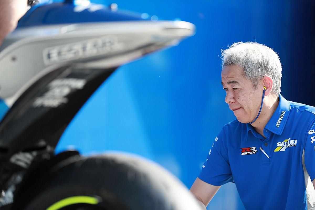 """Suzuki promet de ne pas """"perdre le cap"""" sans Brivio"""