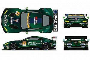 D'station RacingとPACIFIC RACINGがジョイント、カーナンバーは「9」に