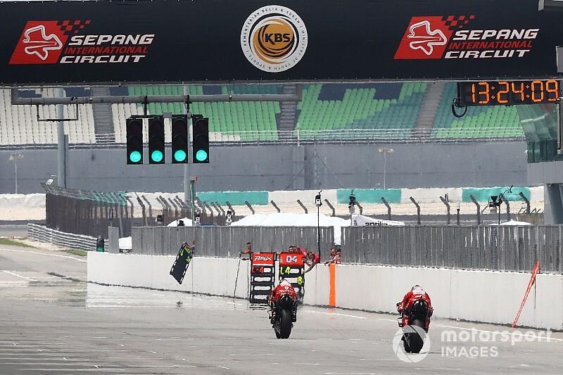 """Rins: """"Algo están desarrollando en Ducati"""""""