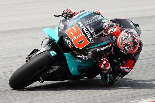 Quartararo söpört a szepangi teszten, Marquez megint esett
