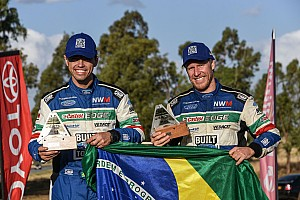 Dupla do Brasil vence etapa do sul-africano de rali cross country