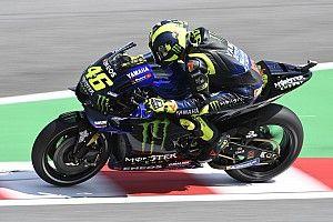 """Rossi: """"No sé cómo lo hace Quartararo"""""""