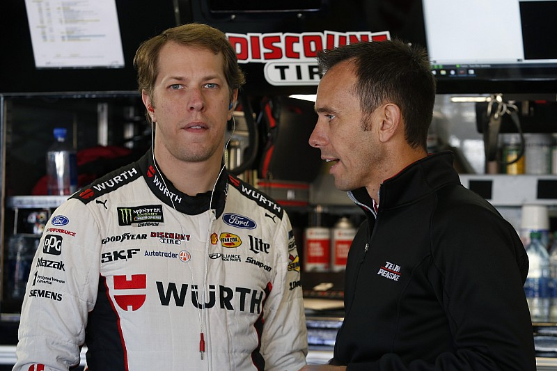 Team Penske announces crew chief shakeup for Cup teams