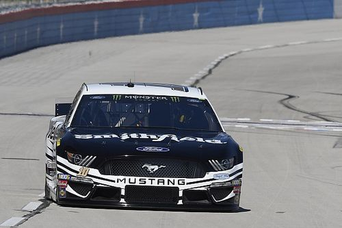 Aric Almirola fastest in final Cup practice at Texas