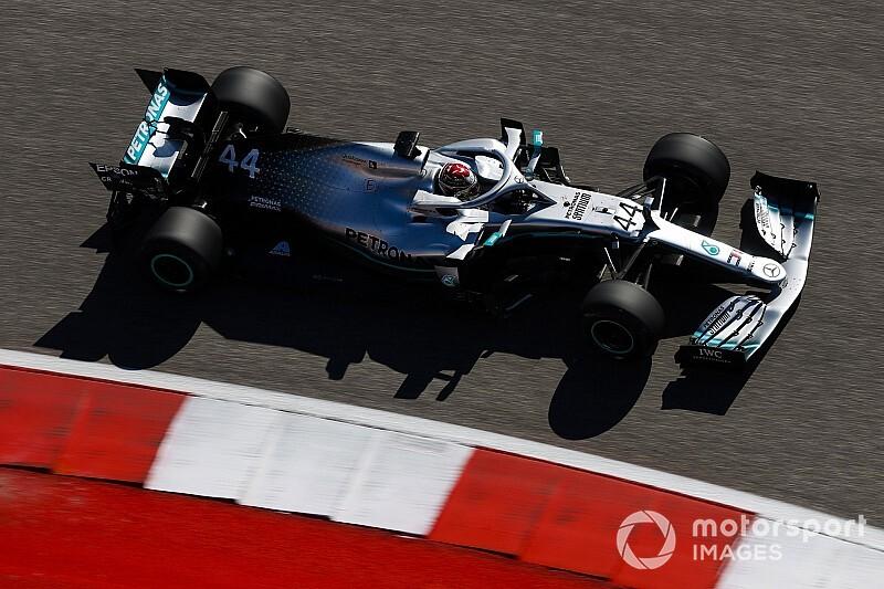 F1アメリカFP2速報:COTA得意のハミルトンが首位。上位3チーム三つ巴