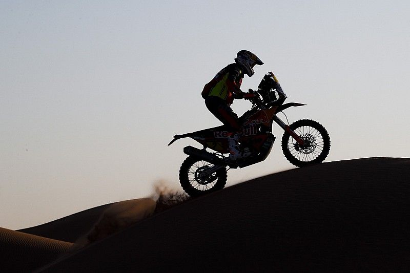 Dakar organisers cancel Monday's stage for bikes and quads