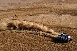 Alonso diz que superou todos os objetivos no Dakar
