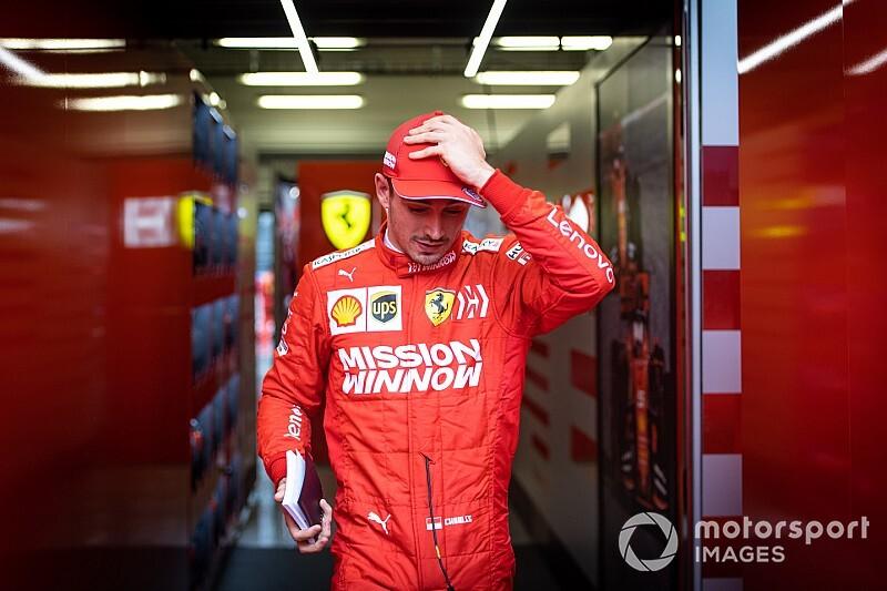 Leclerc látványos eldobása Mexikóból: necces volt