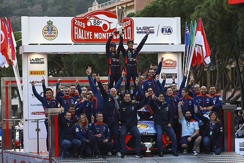 Hyundai Mulai Misi Pertahankan Titel WRC