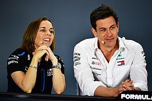 Sajtó: Wolff az Aston Martin után a Williamsnél is részvényeket vásárolt