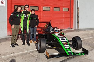 DRZ Benelli nella F4 Italia 2020 con Simonazzi