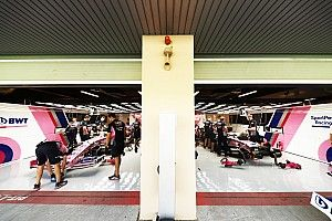 How F1 teams have to adapt to COVID-19 garage protocols