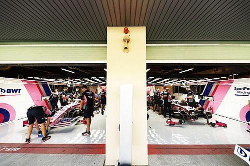 """Cómo tienen que adaptarse en los garajes de F1 a la """"nueva normalidad"""""""