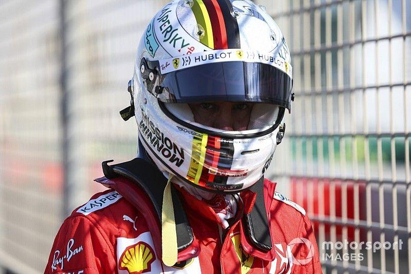 "Vettel admits he ""must do better"" next season"