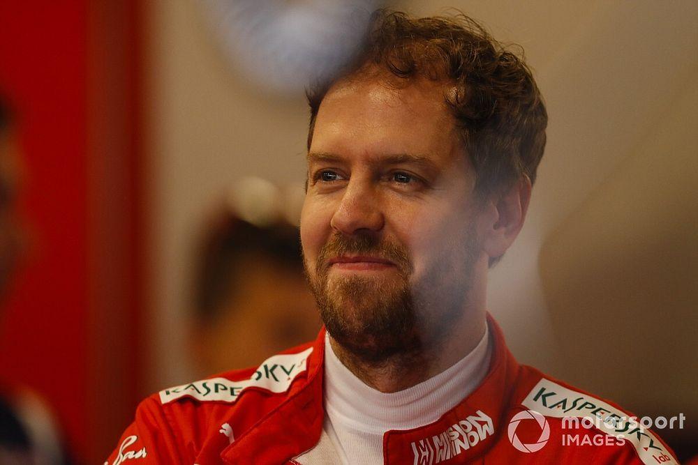 Egy másik sorozatban ülést kínáltak Vettelnek