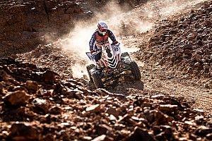 Rengeteg látványos képek a Dakar Rali második szakaszáról