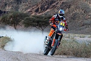Dakar 2020, Stage 5: Price fastest, Sunderland crashes out