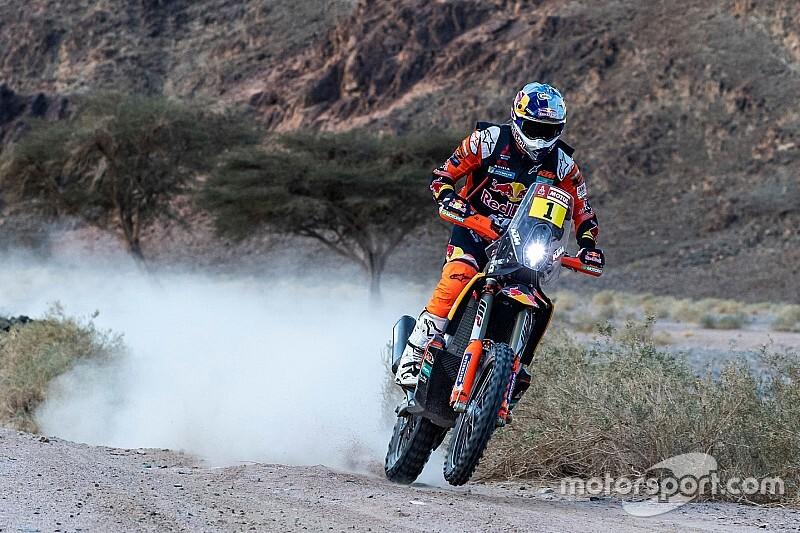 Price pakt tijd terug met zege in vijfde etappe Dakar 2020