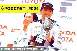 Podcast #024 – JP de Oliveira revela negociação para correr na Stock Car em 2020