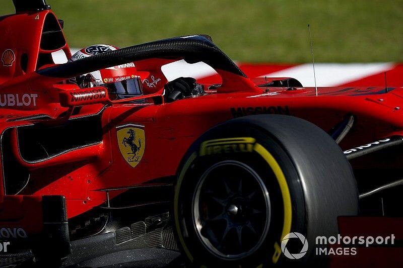 Leclerc prendra moins de risques au départ à Mexico