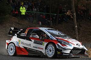 Evans contraataca y recupera la cabeza del Rally de Montecarlo