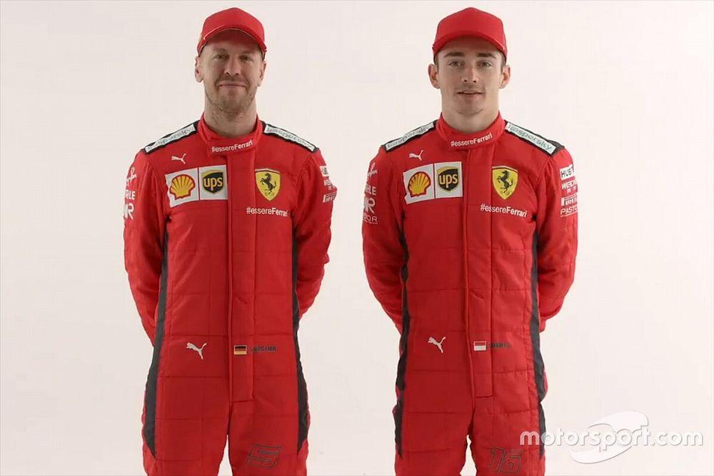 Leclerc spokojny o Vettela
