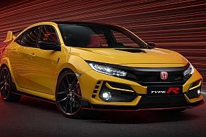 Könnyített kivitelben érkezik Európába a Honda Civic Type R Limited Edition (videó)