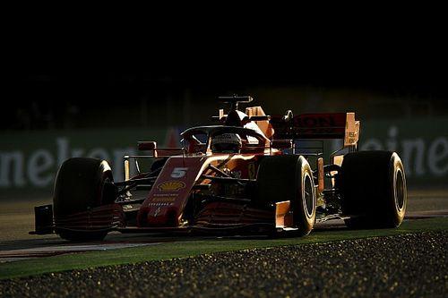 Za wcześnie na zwycięstwa Ferrari