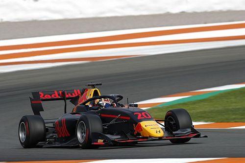 FIA F3ポストシーズンテスト初日:ルンガーがトップタイム。角田7番手