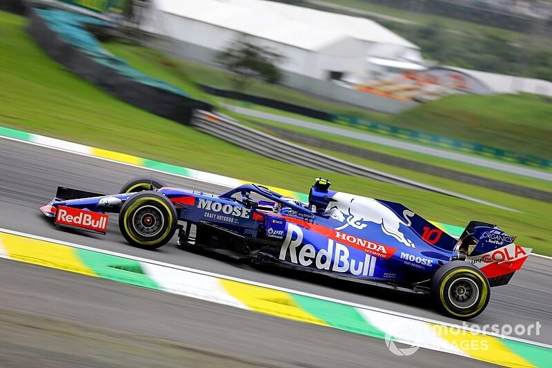 Toro Rosso salue les progrès de Honda