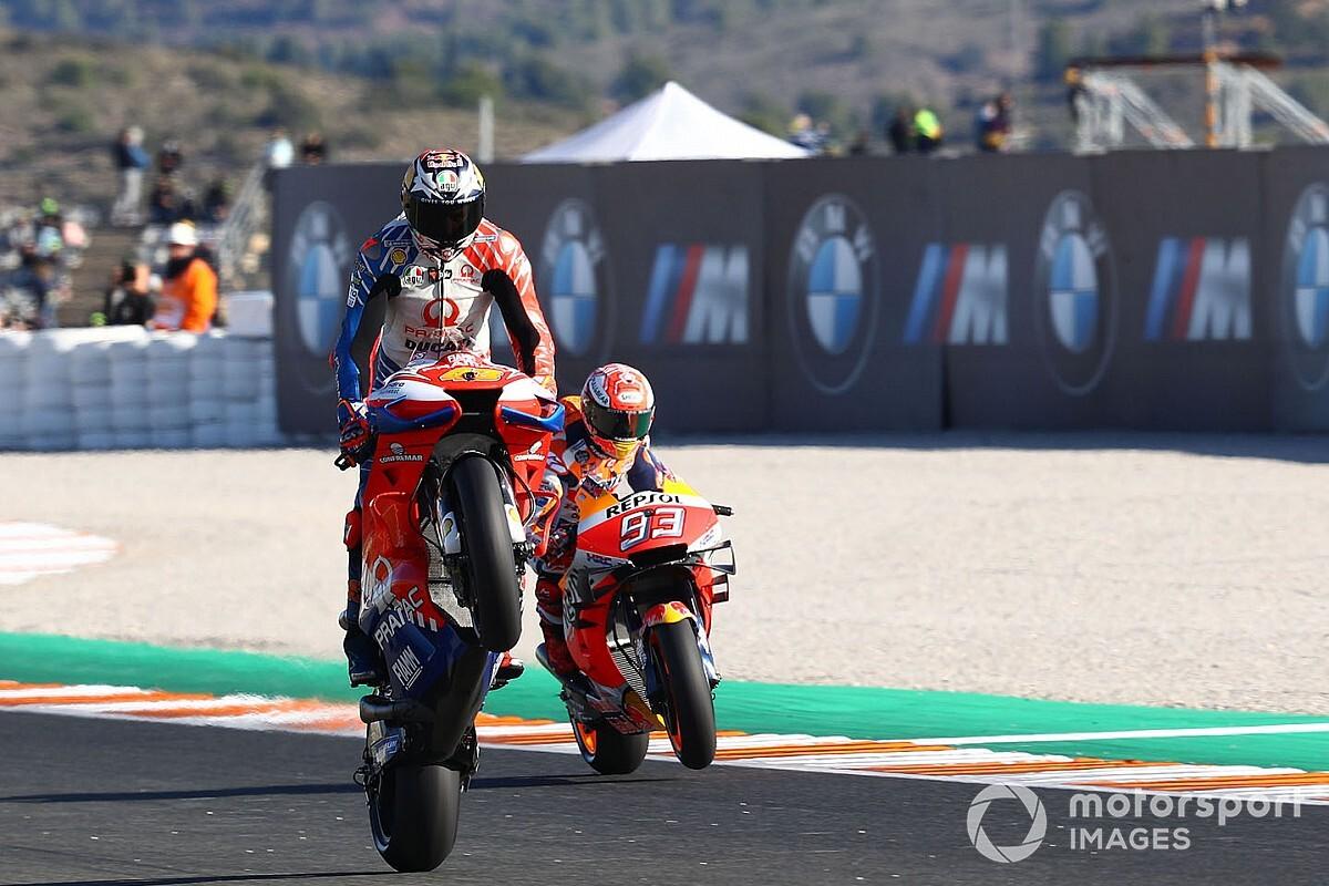"""Miller: """"Me alegro de que Ducati me vea como el joven que tratará de pelear con Marc"""""""