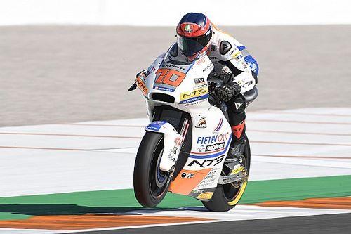 Marcon correrà in MotoE con Tech 3