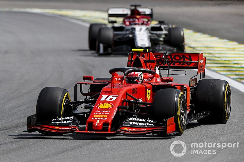 Piero Ferrari: Los pilotos no deben cometer errores