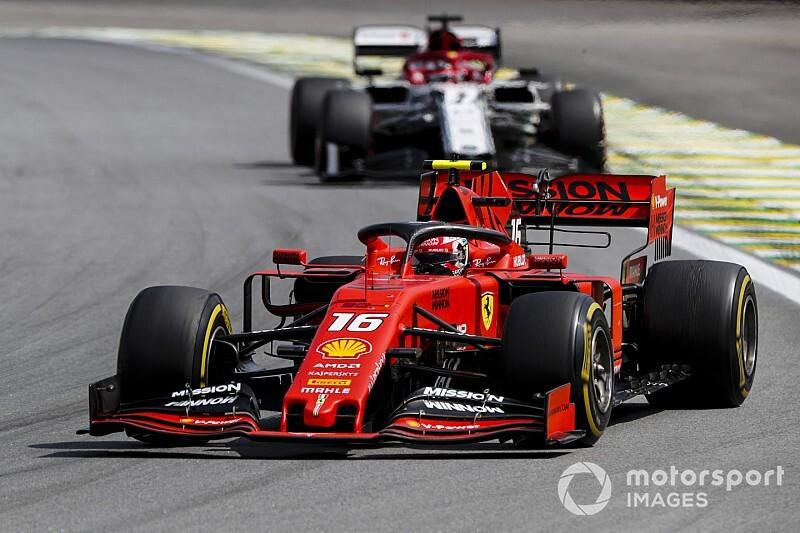 "La familia Ferrari advierte a Leclerc y Vettel: ""No pueden cometer errores"""