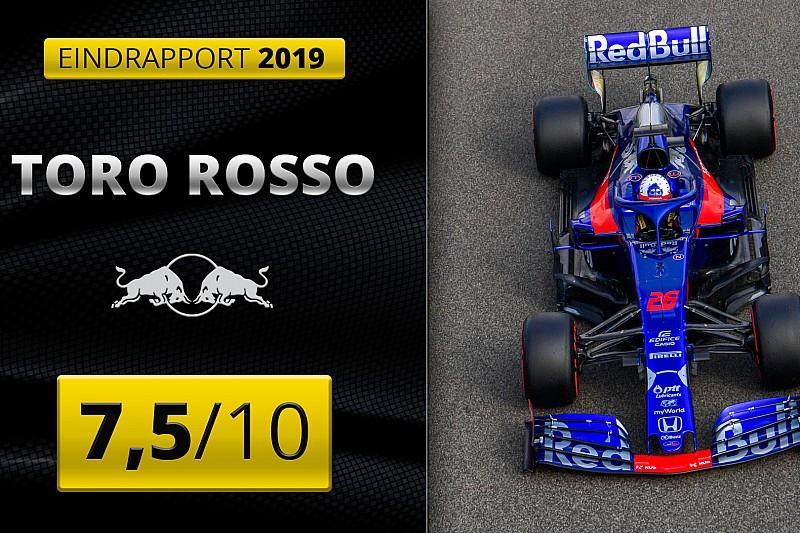 Eindrapport Toro Rosso: Beste seizoen ooit voor opleidingsteam Red Bull