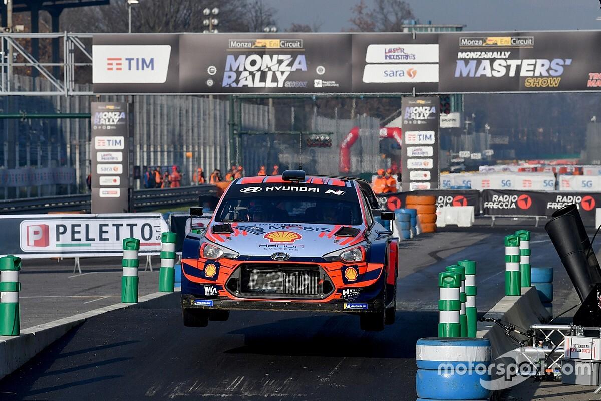 WRC: svelato il programma dell'ACI Rally Monza Italia
