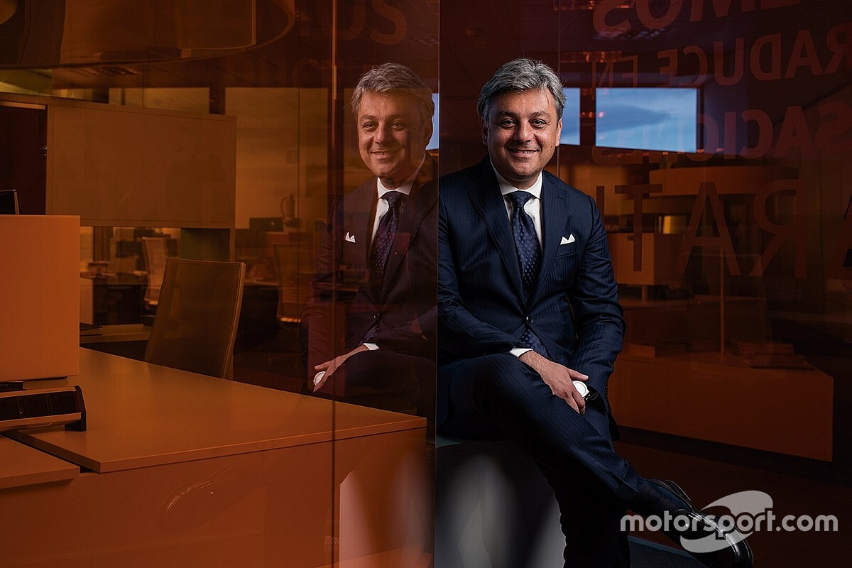 """De Meo: """"Formula 1, Renault için 'mükemmel' bir medya aracı"""""""