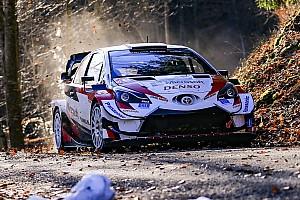 WRC Rallye Monte Carlo 2020: Sebastien Ogier setzt erste Duftmarke