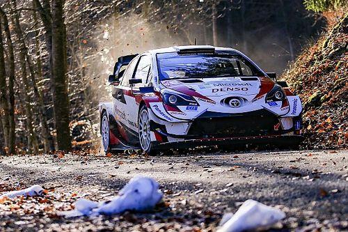Monte Carlo Rallisi: Shakedown'ın en hızlısı Ogier ve Toyota!