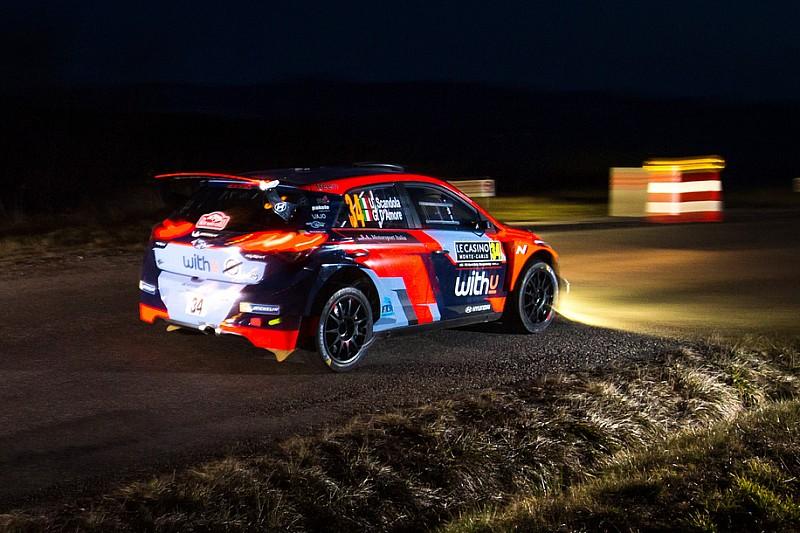 WRC: i risultati dei 12 equipaggi italiani a Monte-Carlo