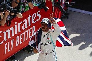 """Hamilton, champion ému : """"C'est bouleversant"""""""