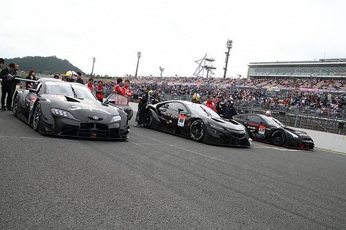 Super GT's 2020-spec cars make public debut